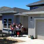 Mesa family home purchase with real estate agent Yvette Larson in Tracy and Mountain House