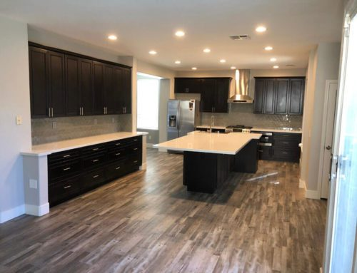 Major Kitchen Remodel in Tracy