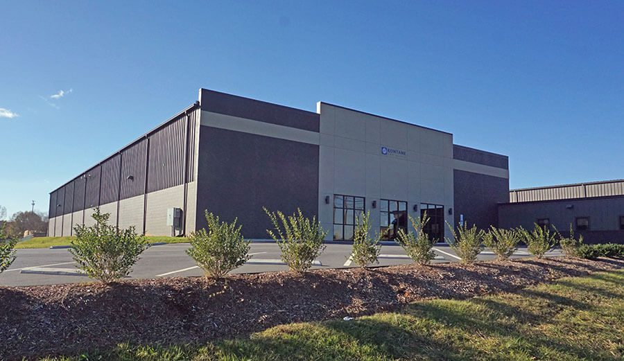 warehouse built by Butler in Northern California