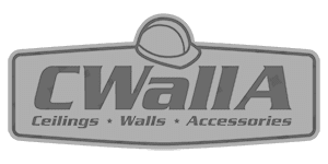 CWallA Ceilings, Walls, Accessories logo